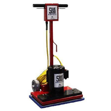 Square Scrub EBG 20/E Floor Surface Machine   1877 Floor Guy