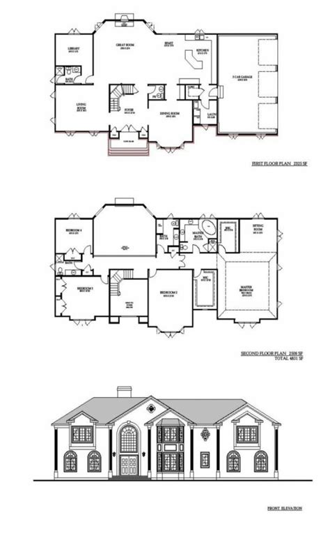 great gubal floor l great floor plan ideas for new homes new home plans design
