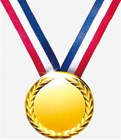 Medal Clipart Gold Olympic Challenge
