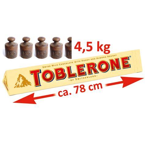 toblerone jumbo kg  kaufen im world  sweets shop