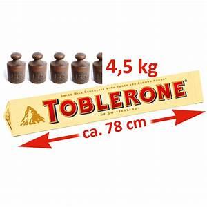 5 Kg Gasflasche Pfand : toblerone jumbo 4 5kg online kaufen im world of sweets shop ~ Frokenaadalensverden.com Haus und Dekorationen