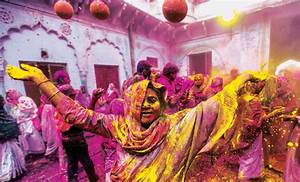 Holi Celebration In Mathura - All You Need To Know