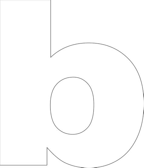printable  case alphabet template curator