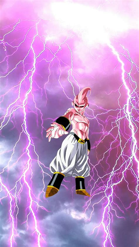 kid buu wallpapers pictures wallpaper cave