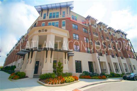 Elle Of Buckhead Atlanta Apartments