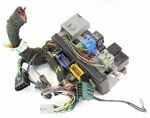 Dash Fuse Box Block Relays Wiring 85