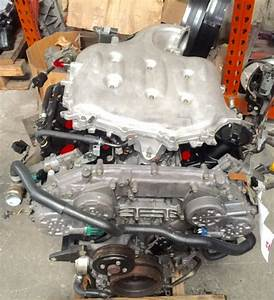 Nissan 350z Infinity G35 3 5l Engine 2005 2006 2007 Rev