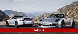 Porsche 4 Places : porsche 911 carrera gts pleins poumons automobile ~ Medecine-chirurgie-esthetiques.com Avis de Voitures
