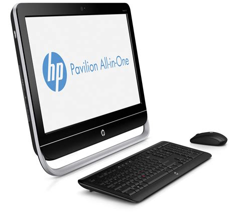 hp ordinateur de bureau hp all in ones high end dreams big screen value cnet
