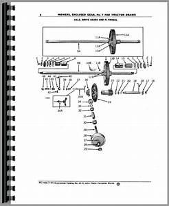 John Deere 4 Sickle Bar Mower Parts Manual