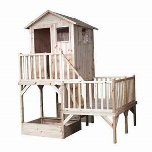 Maison Enfant Castorama : maisonnette en bois tour castorama ~ Premium-room.com Idées de Décoration