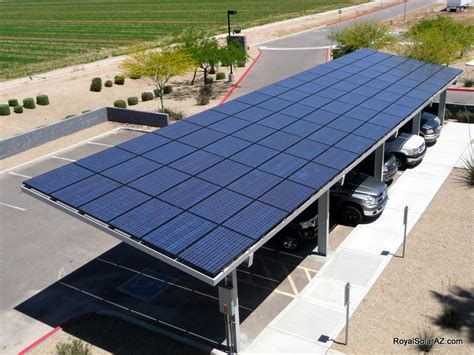 Solar Electric Carport 5 Year Performance Review Kovach Inc