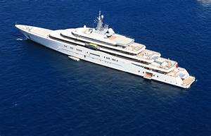 Eclipse 163 5 Metres  536 Ft  Is A Luxury Motor Yacht
