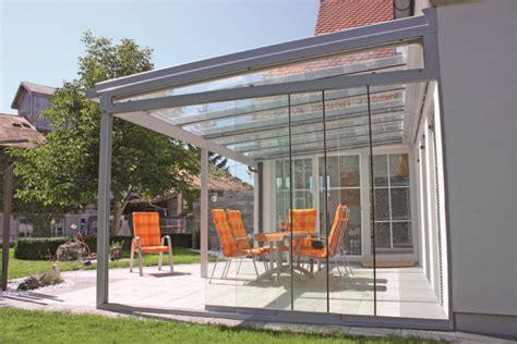 Terrassenüberdachung Mit Schiebeelemente by Mellizo Comfort Products Terrassen 252 Berdachungen Glas