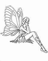 Fairy Coloring Barbie Printable Zana Mariposa Colorear Primaverii Dibujos Fairies Disney Imprimir Hadas Cu Planse Pintar Patrick Colorat Template Printables sketch template