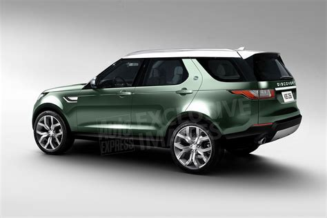 discovery land rover 2017 land rover discovery 2017 pictures auto express