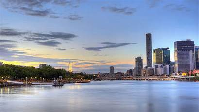 Brisbane Coast Buildings Australia Metropolis Film Architecture