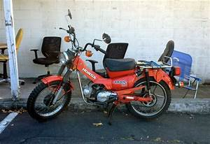 1979 Honda Ct90  Trail 90