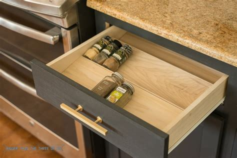 spice drawer organizer get organized with this diy spice drawer organizer