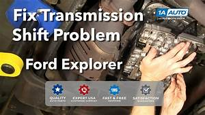 Auto Repair  Fix Transmission Shift Problem Ford 5r55e