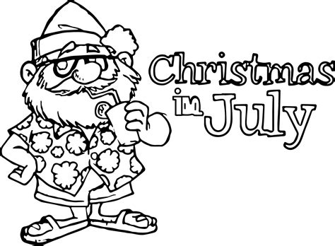 July Fourth Coloring Pages