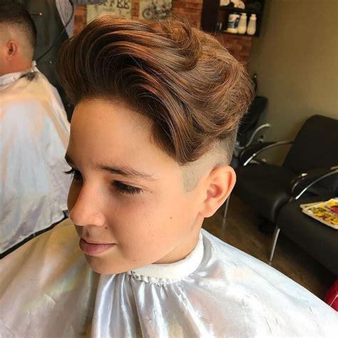 Fade For Kids: 24 Cool Boys Fade Haircuts Boys fade