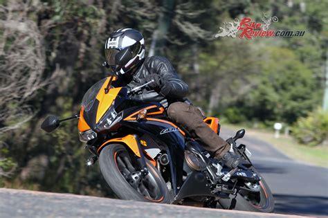 Review Honda Cbr500r by Review 2016 Honda Cbr500r Bike Review