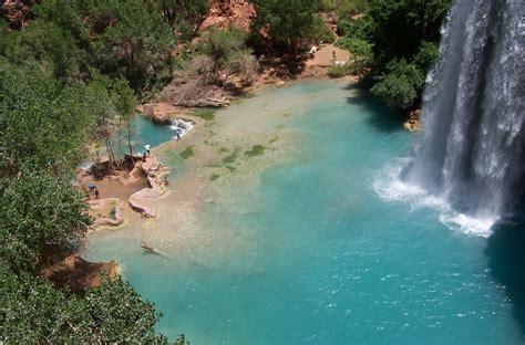 flagstaff cataratas havasu arizona  norte arizona