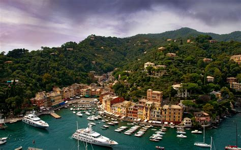 Portofino Backgrounds by Portofino Wallpaper And Background Image 1680x1050 Id