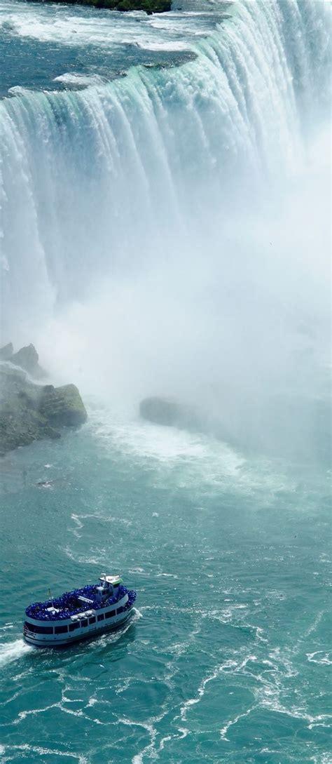 Best Boat Ride In Niagara Falls by Best 25 Niagara Falls New York Ideas On