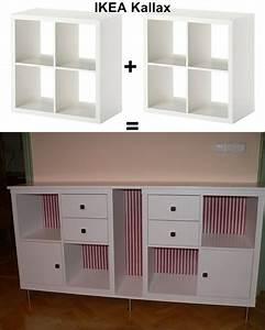 Ikea Kallax Hack : awesome furniture and cabinets on pinterest ~ Markanthonyermac.com Haus und Dekorationen