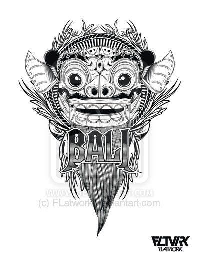 barong images  pinterest tattoo ideas aztec
