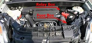 Fuse Box Diagram  U0026gt  Ford Fusion  Eu Model   2002