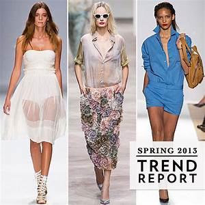 The Top Ten Runway Trends from the 2013 Spring Paris ...
