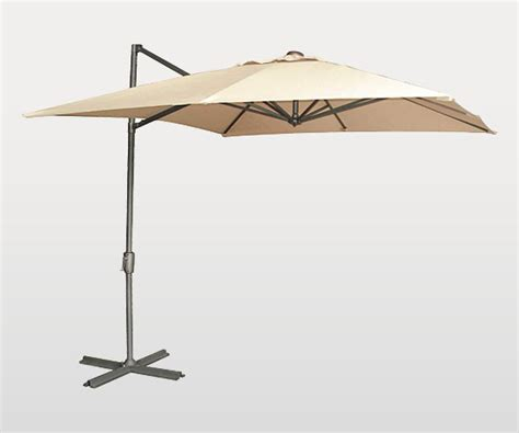 barbeques omega 2 5 square cantilever umbrella reviews