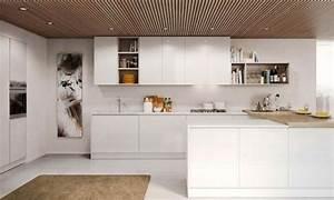 Cucine ad angolo Berloni su misura bianche