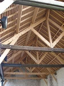 Ferme De Charpente : file charpente grange de la ferme briarde de boussy saint ~ Melissatoandfro.com Idées de Décoration