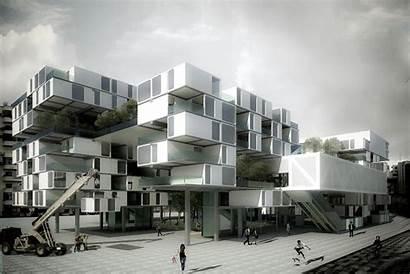 Social Condenser Archiprix Flexibility Module Student Building
