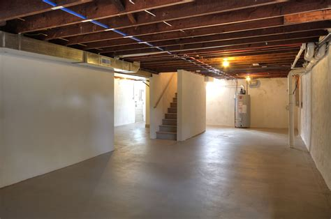 Ideas For Unfinished Basements by 18 Best Photo Of Unfinished Basements Ideas House Plans