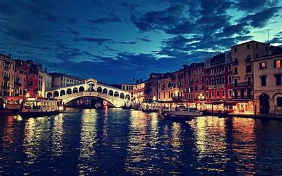 Italy Venice Landscape Water Desktop Wallpapers Colorful