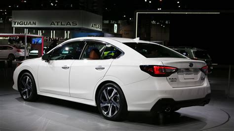 2020 Subaru Legacy Gets Turbo, Big New Infotainment Screen