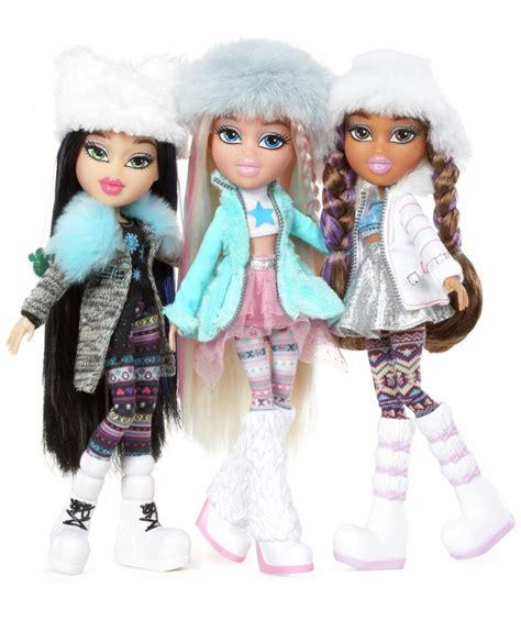 Bratz  #snowkissed Dolls! Thebratzpack