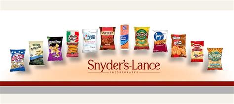 Snyder's-Lance to Acquire Snack Factory | Deli Market News