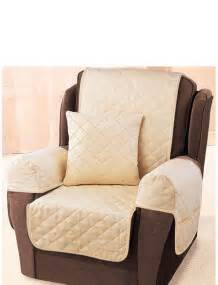 quilted chair protector cover washable chums