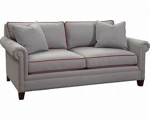 mercer small 2 seat sofa panel arm thomasville furniture With small sectional sofa thomasville