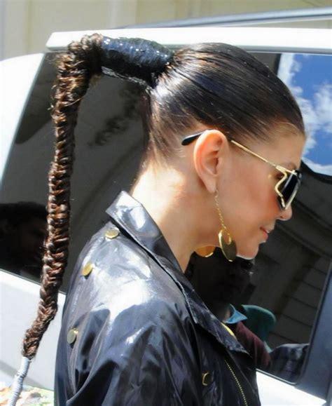 high ponytail hairstyles stylish eve