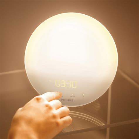 light bulbs that simulate sunlight philips up light with colored simulation for