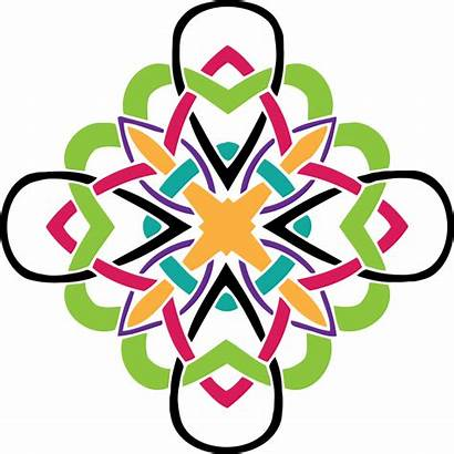 Abstract Clipart Flower Mexican Flowers Transparent Clip
