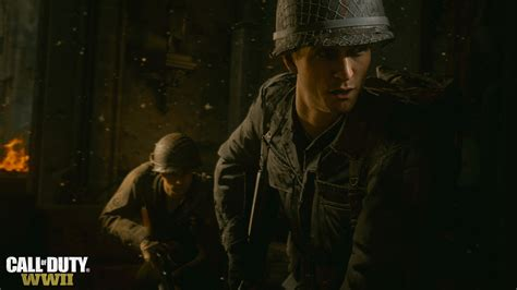 Call of Duty WWII  New Screenshots, Trailer and