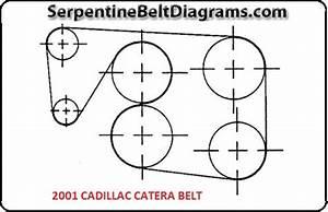 1999 Nissan Altima Serpentine Belt Diagram